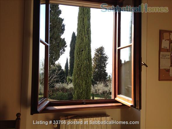 A romantic living on the hills of Florence Home Rental in Florence, Toscana, Italy 2