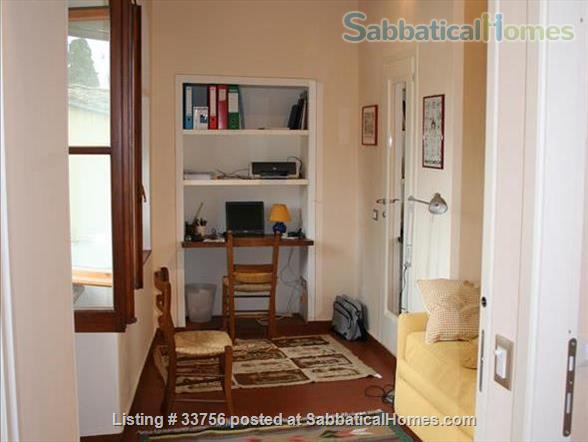 A romantic living on the hills of Florence Home Rental in Florence, Toscana, Italy 3