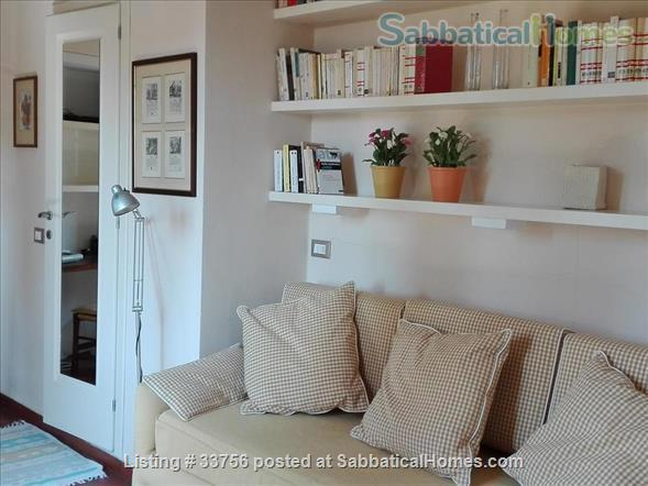 A romantic living on the hills of Florence Home Rental in Florence, Toscana, Italy 4