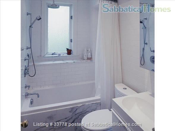 Summer in Toronto! Beautiful family home situated across the street from pretty Bickford park in Little Italy Home Rental in Toronto, Ontario, Canada 4