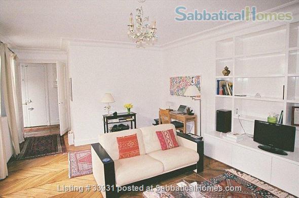 Beautifully Furnished 2 bedroom St. Germain Neighborhood Home Rental in Paris, IDF, France 3