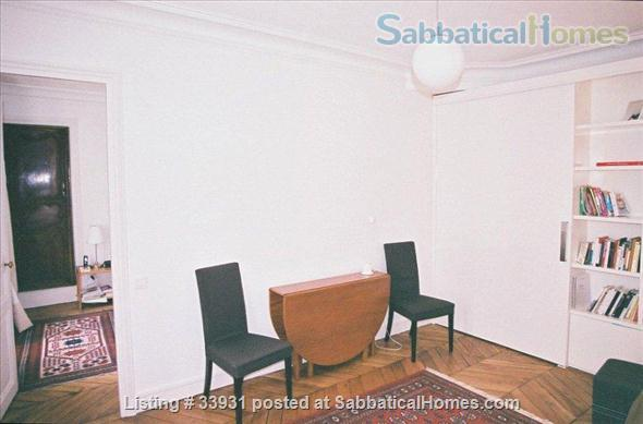 Beautifully Furnished 2 bedroom St. Germain Neighborhood Home Rental in Paris, IDF, France 5