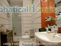 Rome, near Villa Borghese, bright ground floor with independent entrance and patio. Home Rental in Roma, Lazio, Italy 5