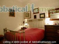 Rome, near Villa Borghese, bright ground floor with independent entrance and patio. Home Rental in Roma, Lazio, Italy 7