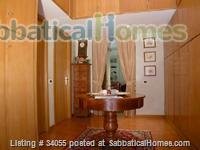 Rome, near Villa Borghese, bright ground floor with independent entrance and patio. Home Rental in Roma, Lazio, Italy 6