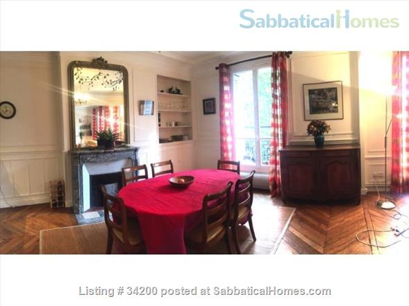 spacious sunny and quiet furnished 2BR near Bastille Home Rental in Paris, IDF, France 3