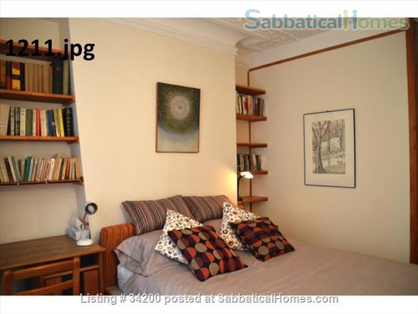 spacious sunny and quiet furnished 2BR near Bastille Home Rental in Paris, IDF, France 4