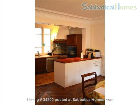spacious sunny and quiet furnished 2BR near Bastille Home Rental in Paris, IDF, France 6