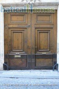 DUPLEX IN PARIS' BEST LOCATION: Between St-SULPICE CHURCH & LUXEMBOURG GARDEN in Saint- Germain des Près Home Rental in Paris, IDF, France 9