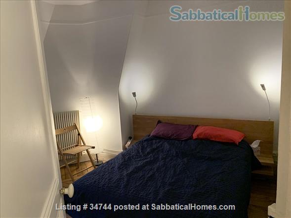 Appartment in Paris, France, ideal for a colleague on sabbatical Home Rental in Paris, Île-de-France, France 4