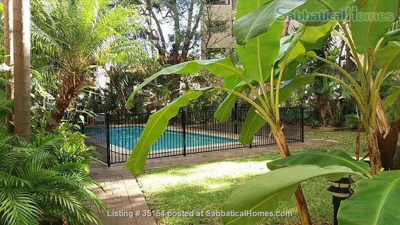 Studio apartment  with swimming pool in Potts Point Home Rental in Potts Point, NSW, Australia 0