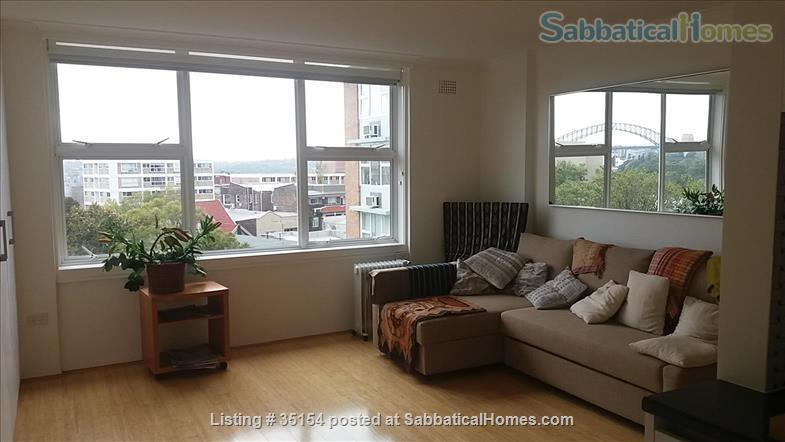 Studio apartment  with swimming pool in Potts Point Home Rental in Potts Point, NSW, Australia 2