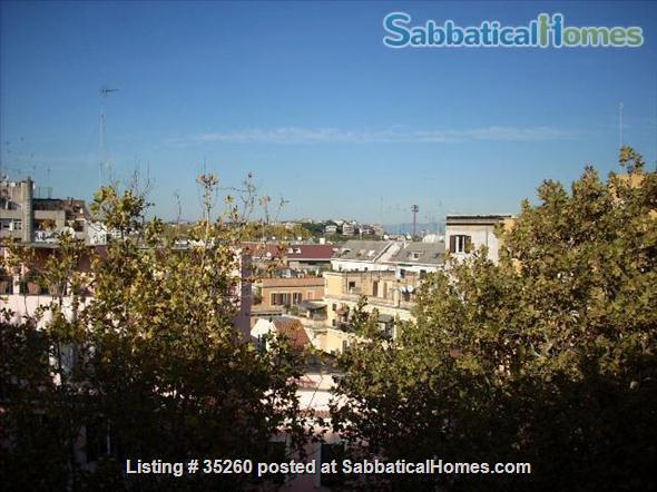 Elegant flat central  Rome, excellent neighbourhood, near university Home Rental in Rome, Lazio, Italy 9