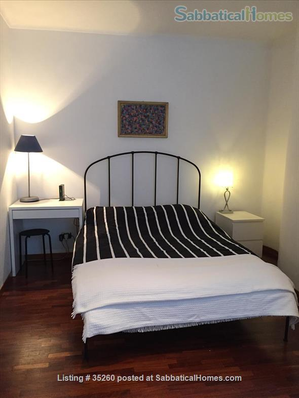 Elegant flat central  Rome, excellent neighbourhood, near university Home Rental in Rome, Lazio, Italy 5