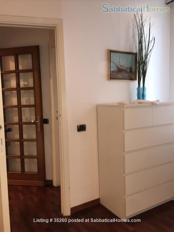 Elegant flat central  Rome, excellent neighbourhood, near university Home Rental in Rome, Lazio, Italy 6