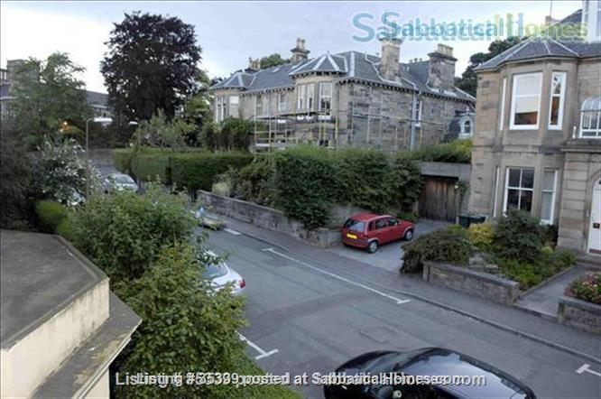 4-Bedroom Upmarket Edinburgh City Apartment Home Rental in Edinburgh, Scotland, United Kingdom 9