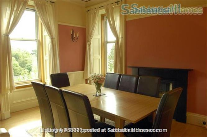 4-Bedroom Upmarket Edinburgh City Apartment Home Rental in Edinburgh, Scotland, United Kingdom 2