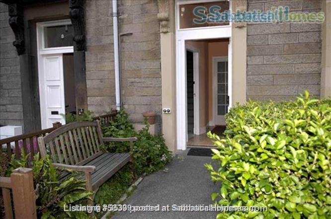 4-Bedroom Upmarket Edinburgh City Apartment Home Rental in Edinburgh, Scotland, United Kingdom 6