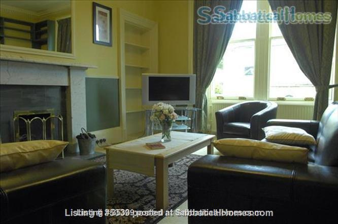 4-Bedroom Upmarket Edinburgh City Apartment Home Rental in Edinburgh, Scotland, United Kingdom 7