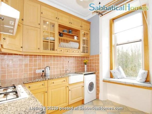 4-Bedroom Upmarket Edinburgh City Apartment Home Rental in Edinburgh, Scotland, United Kingdom 8