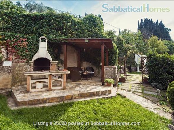 The Charming Villa Nuba  villas-apartments rental in Perugia close University-swimming pool with salt water,jacuzzi,fire places,playground,herb garden,parking,wifi,barbecue,private SPA Home Rental in Perugia, Umbria, Italy 9