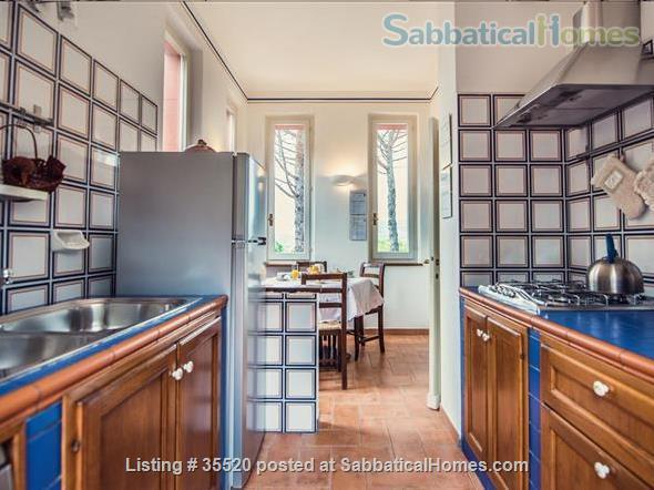 The Charming Villa Nuba  villas-apartments rental in Perugia close University-swimming pool with salt water,jacuzzi,fire places,playground,herb garden,parking,wifi,barbecue,private SPA Home Rental in Perugia, Umbria, Italy 5