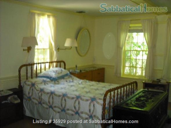 SPECIAL GET-AWAY Secluded Maine Farmhouse- Great for Writing or weekend retreats!Available now for weekends or weeks  Home Rental in Parsonsfield, Maine, United States 8