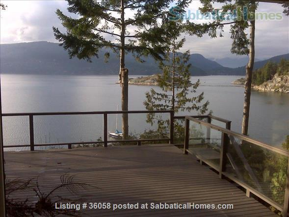 """1Bd oceanfront""""peace of paradise""""     Home Rental in West Vancouver, British Columbia, Canada 4"""