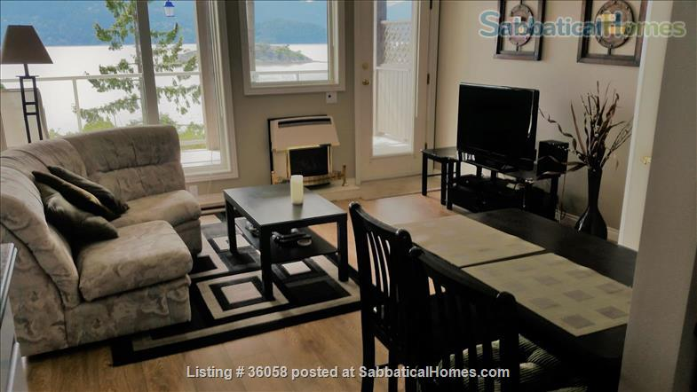 """1Bd oceanfront""""peace of paradise""""     Home Rental in West Vancouver, British Columbia, Canada 7"""