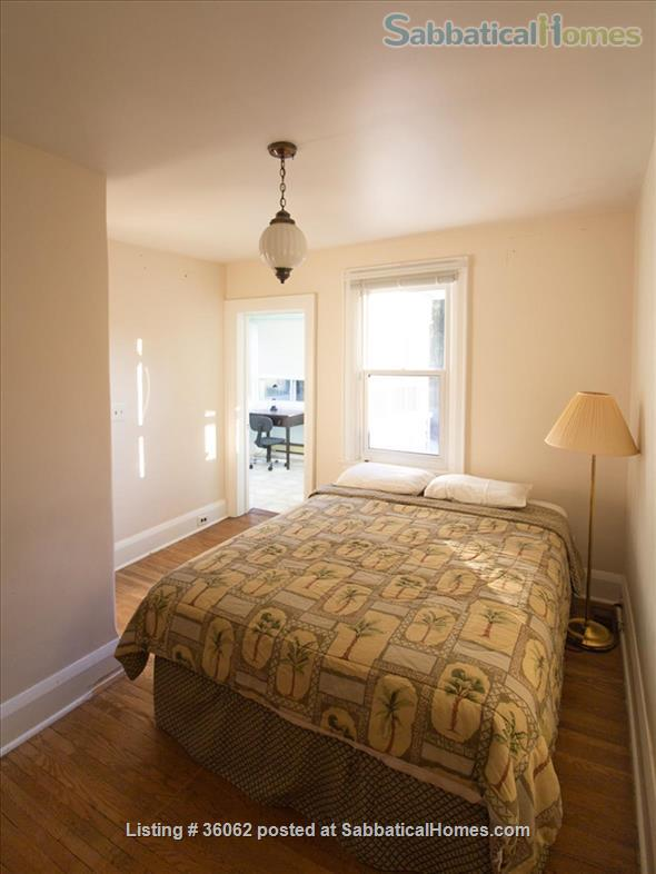 Comfortable and cozy  furnished home in High Park/Bloor West Village Home Rental in Toronto, Ontario, Canada 5