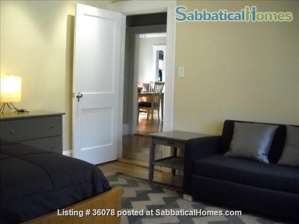 Sunsplashed Serenity: elegant, furnished unit, walking distance to Harvard Home Rental in Cambridge, Massachusetts, United States 4