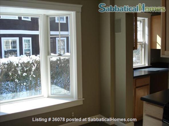 Sunsplashed Serenity: elegant, furnished unit, walking distance to Harvard Home Rental in Cambridge, Massachusetts, United States 6