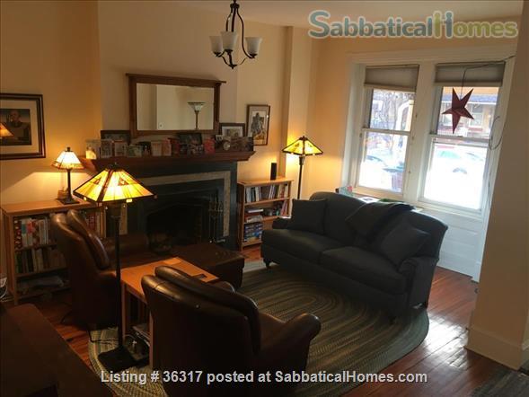 4 BR Faculty Home in University City, Philadelphia, Walk to Penn & Drexel Home Rental in Philadelphia, Pennsylvania, United States 0