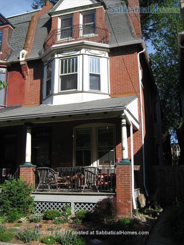 4 BR Faculty Home in University City, Philadelphia, Walk to Penn & Drexel Home Rental in Philadelphia, Pennsylvania, United States 1