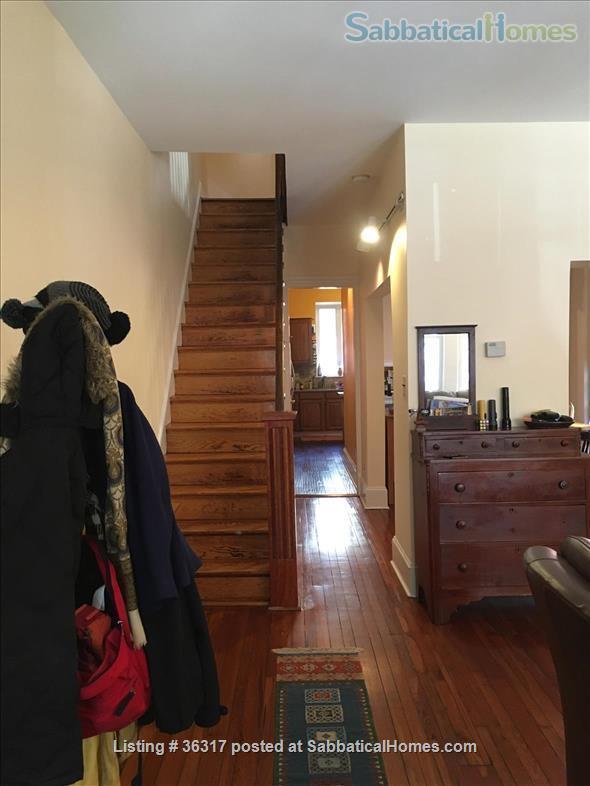4 BR Faculty Home in University City, Philadelphia, Walk to Penn & Drexel Home Rental in Philadelphia, Pennsylvania, United States 2