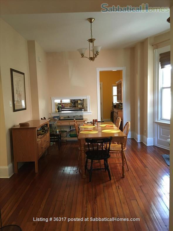 4 BR Faculty Home in University City, Philadelphia, Walk to Penn & Drexel Home Rental in Philadelphia, Pennsylvania, United States 3