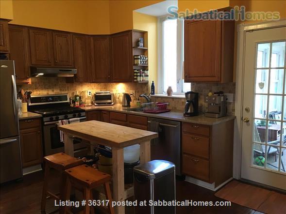 4 BR Faculty Home in University City, Philadelphia, Walk to Penn & Drexel Home Rental in Philadelphia, Pennsylvania, United States 4