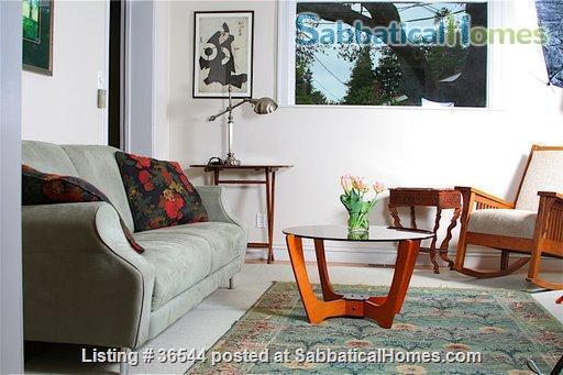 Two Storey, Furnished, 3 BR/2 BA House Near Everything! Home Rental in Berkeley, California, United States 4