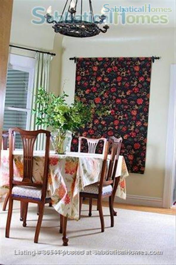Two Storey, Furnished, 3 BR/2 BA House Near Everything! Home Rental in Berkeley, California, United States 5