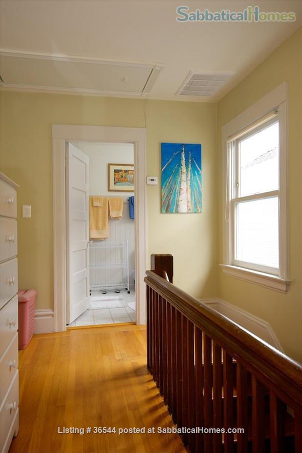 Two Storey, Furnished, 3 BR/2 BA House Near Everything! Home Rental in Berkeley, California, United States 6