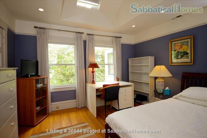 Two Storey, Furnished, 3 BR/2 BA House Near Everything! Home Rental in Berkeley, California, United States 8