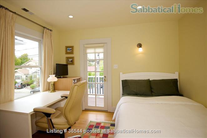 Two Storey, Furnished, 3 BR/2 BA House Near Everything! Home Rental in Berkeley, California, United States 9