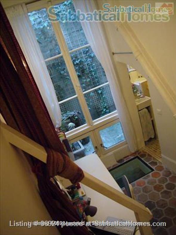St Germain Garden Apartment-76 m2-Paris 6 Home Rental in Paris, IDF, France 3