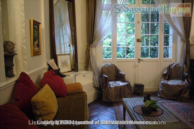 St Germain Garden Apartment-76 m2-Paris 6 Home Rental in Paris, IDF, France 4