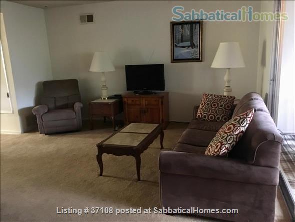 Furnished 3BD, 2BA home Home Rental in Goleta, California, United States 0