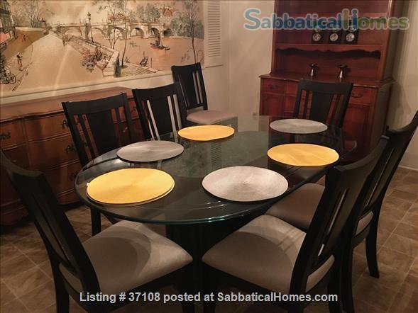Furnished 3BD, 2BA home Home Rental in Goleta, California, United States 2