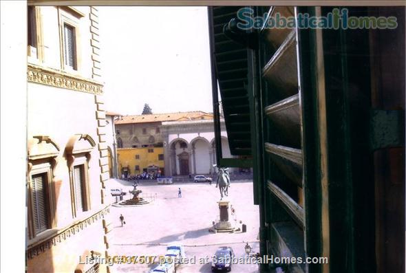 Flat in the heart of Florence (Firenze) Home Rental in Florence, Toscana, Italy 1
