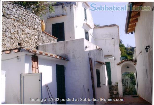 4 bedroom house in Conca dei Marini - Amalfi Coast Home Rental in Conca dei Marini, Campania, Italy 9