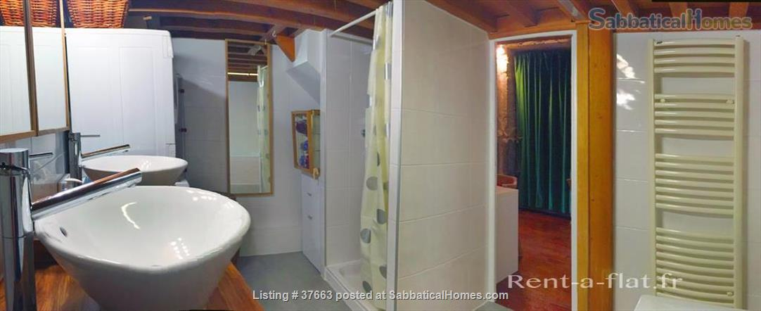 Lyon FRANCE - Furnished apartment - Old Downtown Home Rental in Lyon, RA, France 9