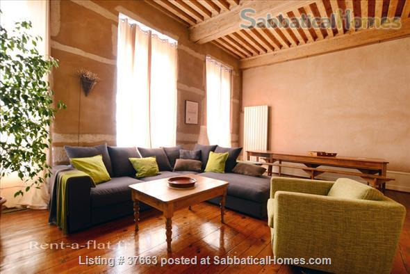 Lyon FRANCE - Furnished apartment - Old Downtown Home Rental in Lyon, RA, France 0